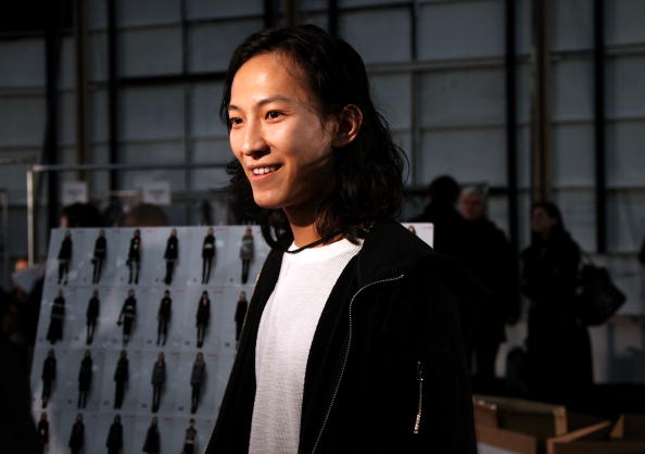 Alexander Wang - Backstage - Fall 2010 MBFW